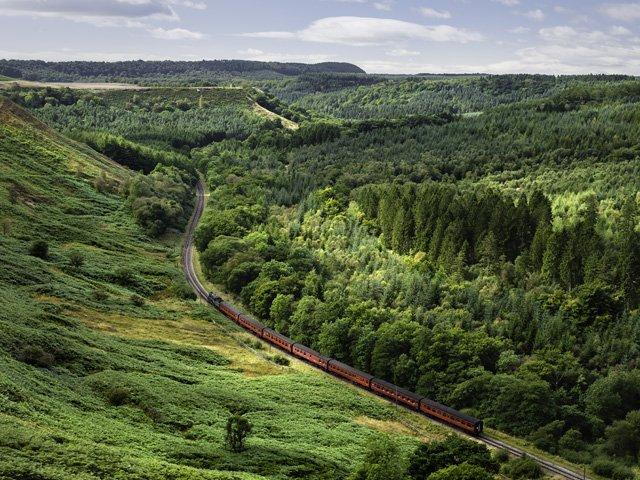 Groot Brittanië - Noord-Engeland - North York Moors National Park
