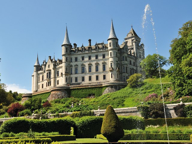 Schotland - Dunrobin Castle