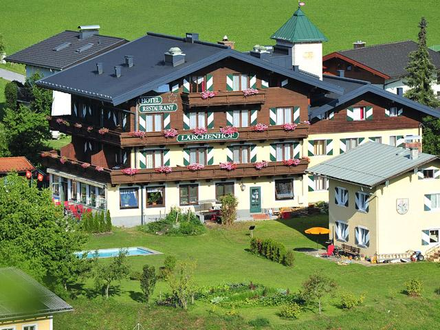 Hotel Lärchenhof ***