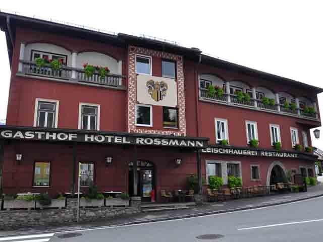 Greifenburg - Hotel Rossmann *** - aanzicht