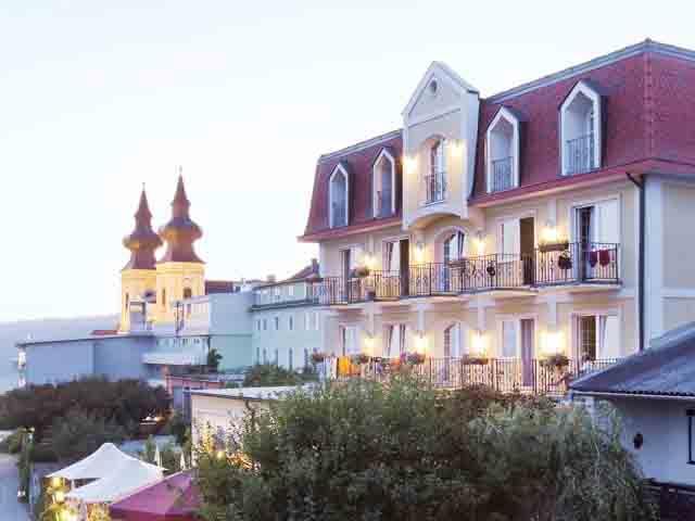 Maria Taferl - Hotel Rose **** - aanzicht