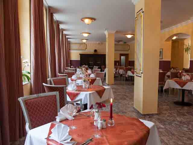 Altenburg - Parkhotel Altenburg **** - restaurant