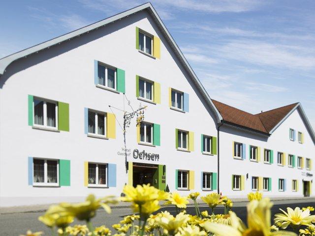 Kißlegg - Hotel Ochsen ***+ - aanzicht