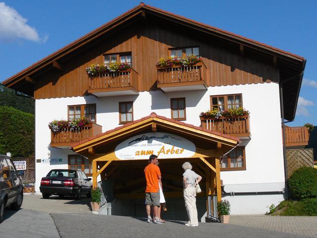 Hotel Zum Arber ***