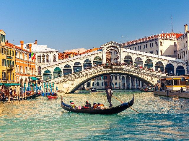 Venetië - Rialtobrug