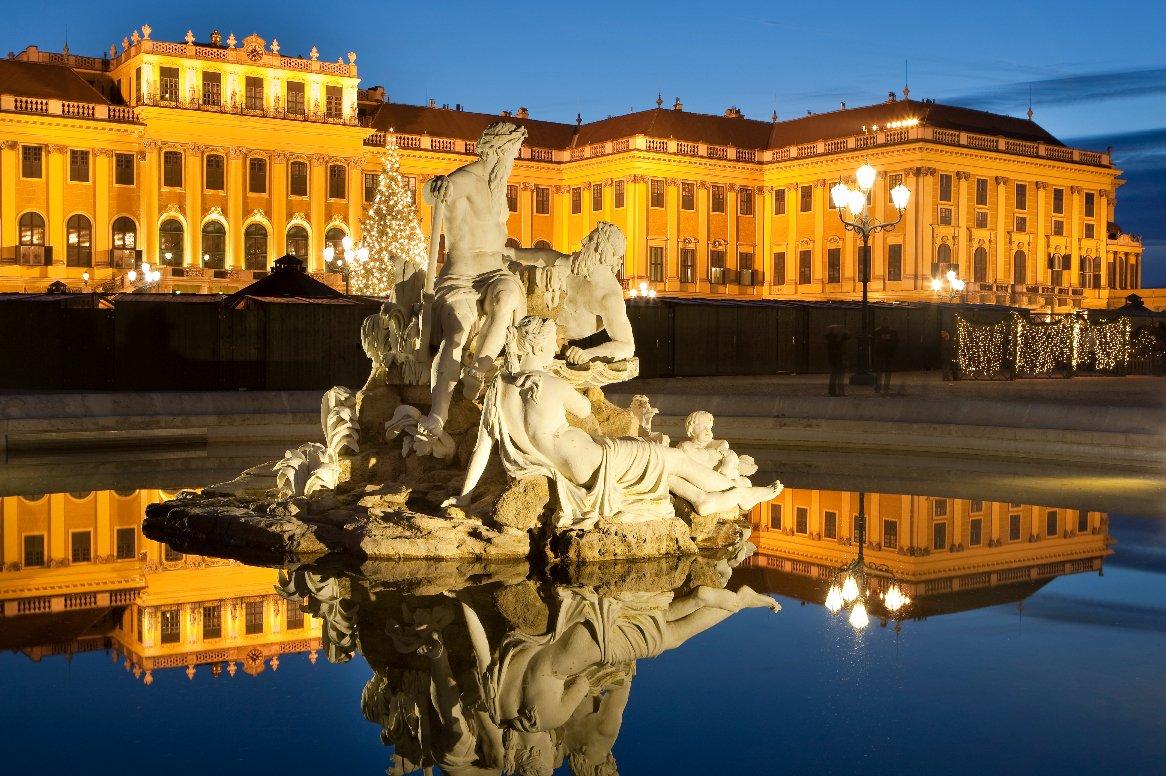 Kerstspecial Keizerlijk Wenen - vliegreis