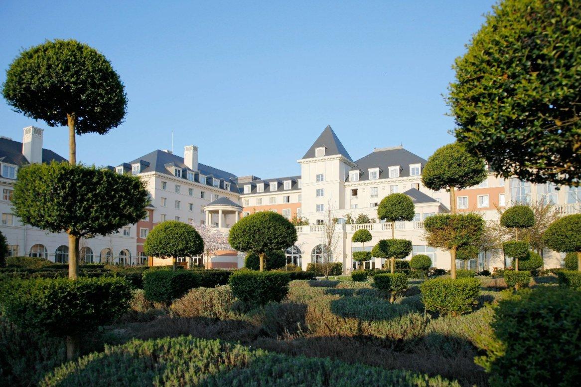 Disneyland Paris - Vienna House Dream Castle - aanzicht