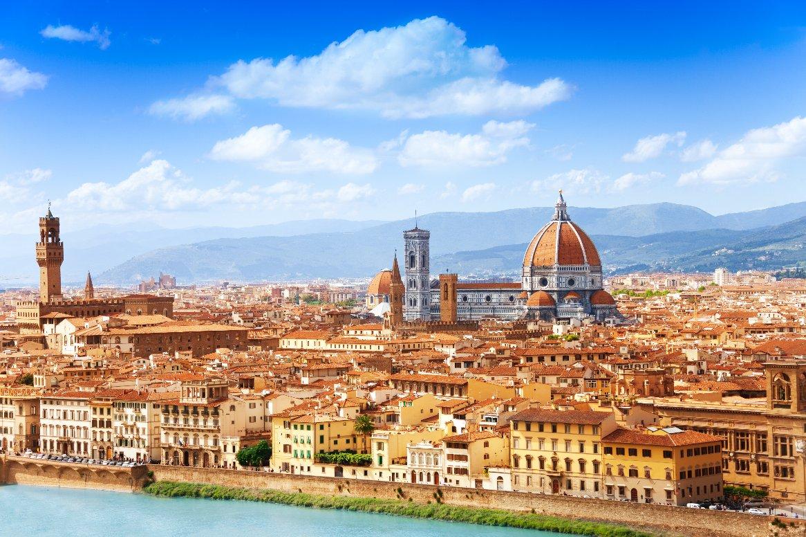 Busreis Inspirerend Toscane & Florence