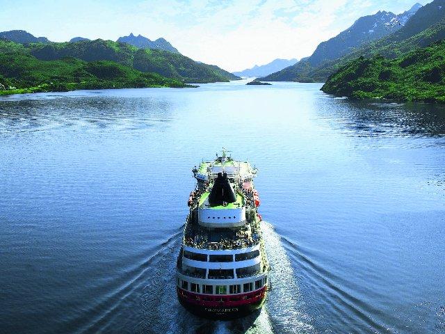 Noorwegen - Hurtigruten