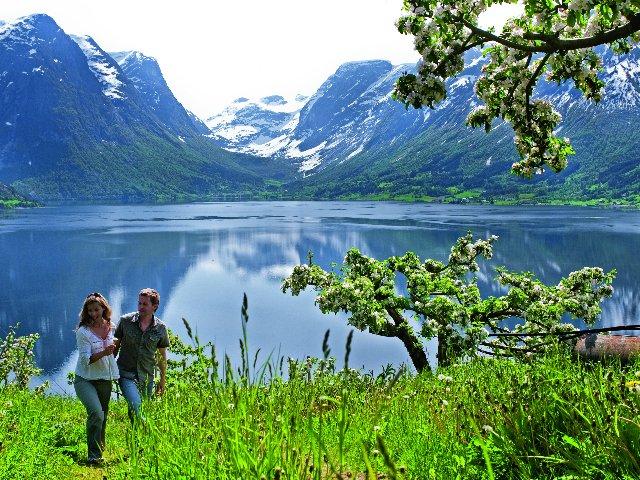Noorwegen - Geirangerfjord