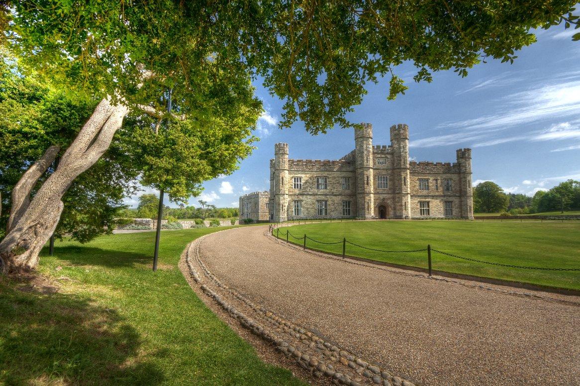Engeland - Kent - Leeds Castle