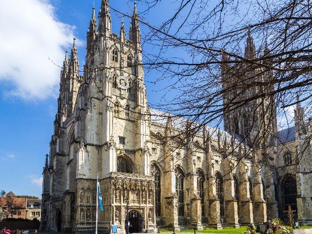 Groot-Brittannië - Kent - Canterbury - Canterbury Kathedraal