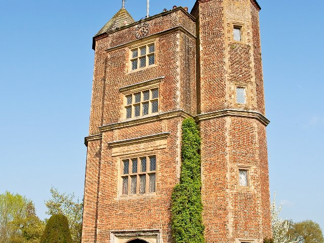 Groot-Brittannië - Kent - Hever Castle & Gardens