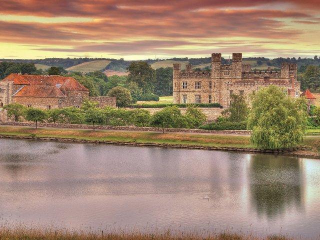 Groot Brittannië - Kent - Leeds Castle