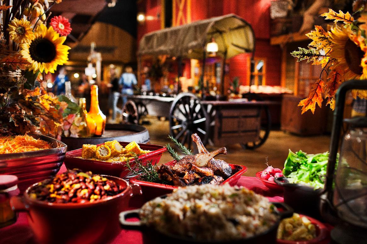 Disneyland Paris - Disney's Hotel Cheyenne - restaurant