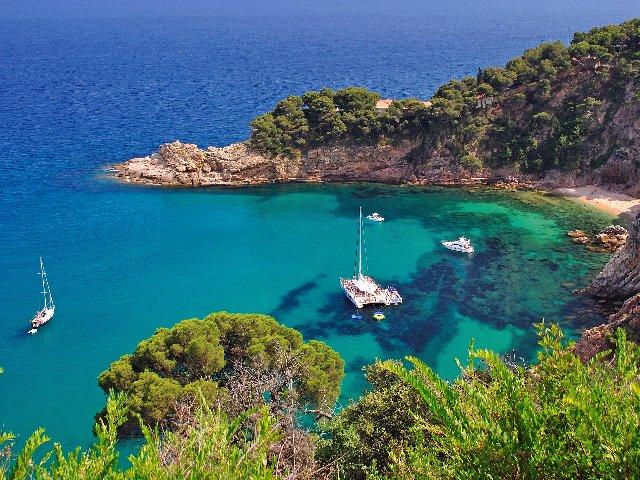 Spanje - Costa Brava - kuststreek