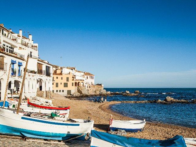 Spanje - Costa Brava - Calella de Palafrugell