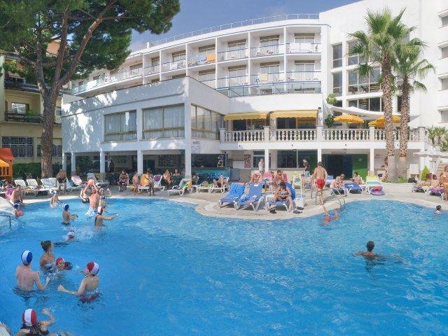 Tossa de Mar - Hotel Costa Brava - zwembad