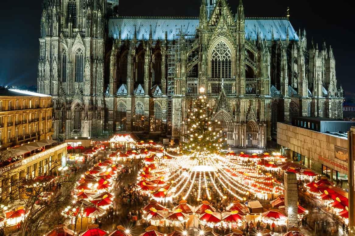 Kerstmarkt Keulen Oad Nl