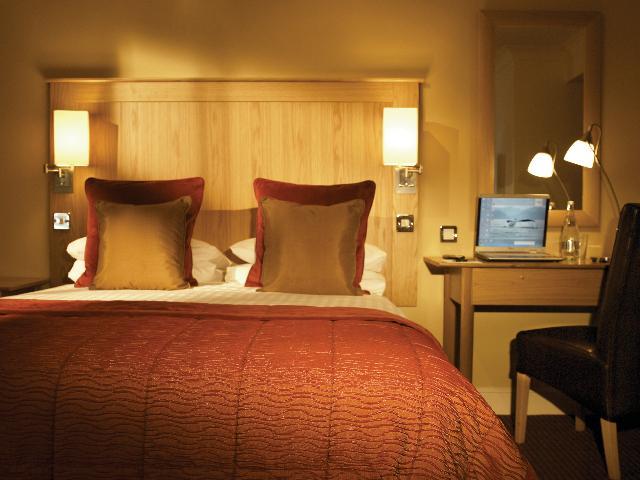 Warwick-shire - Hotel Mercure Walton Hall **** - 2-persoonskamer