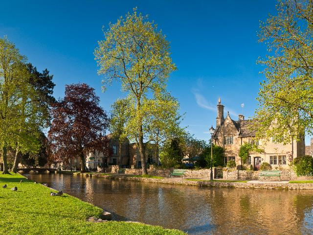 Engeland - Cotswolds - Bourton on the Water