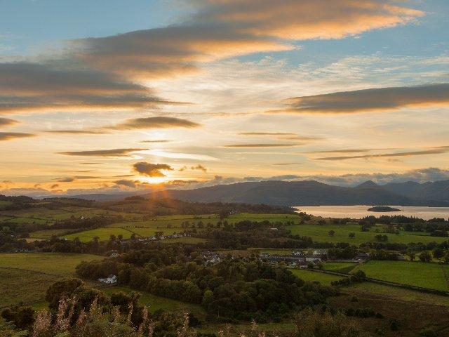 Schotland - Omgeving Stirling - Schotse Hooglanden