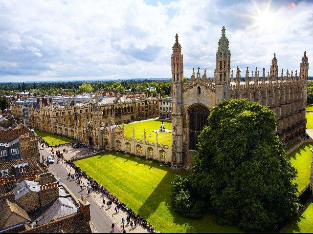 Engeland - Cambridge