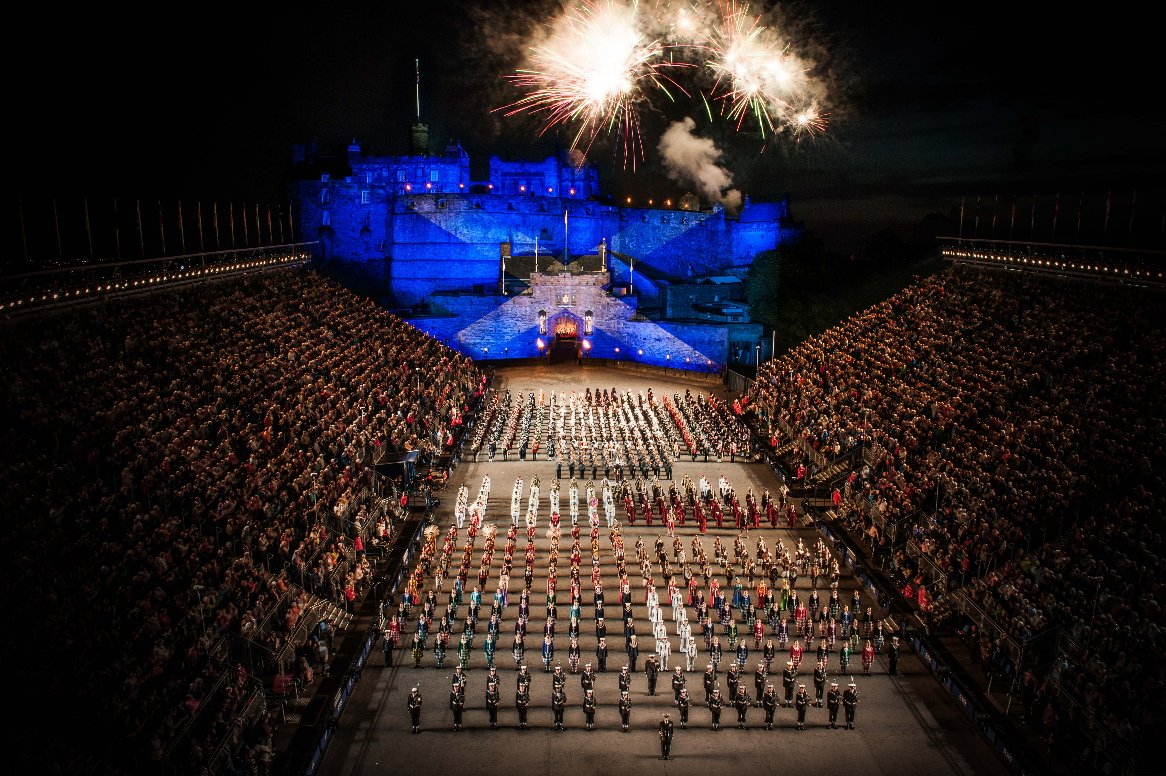 Muziekreis The Royal Edinburgh Military Tattoo