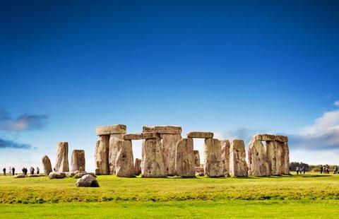 Groot-Brittannië - Zuid - Engeland - Stonehenge