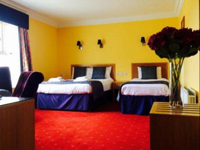 Caernarfon - Celtic Royal Hotel ***+ - 2-persoonskamer