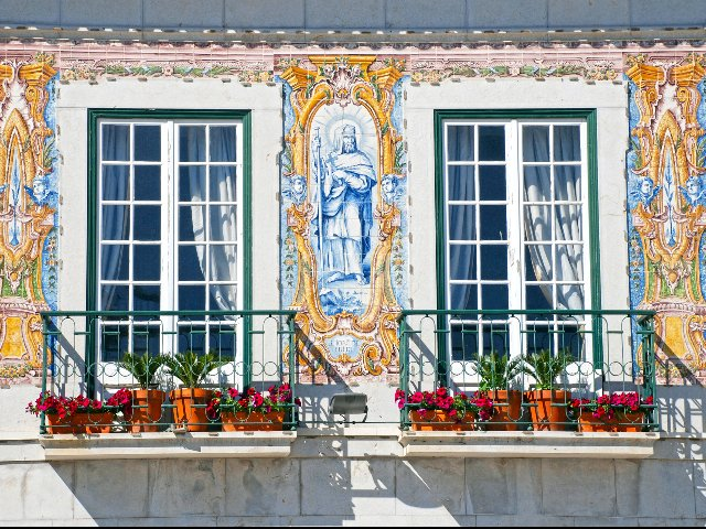 Portugal - Azulejo tegels