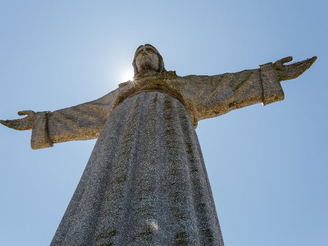 Portugal - Lissabon - Cristo do Rei Monument