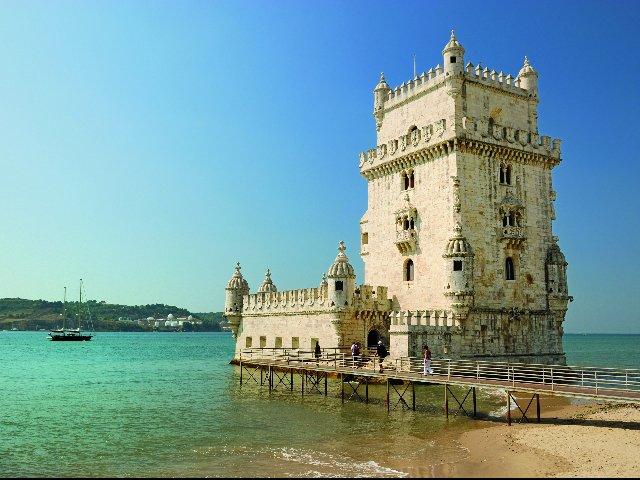 Portugal - Lissabon - Belem toren