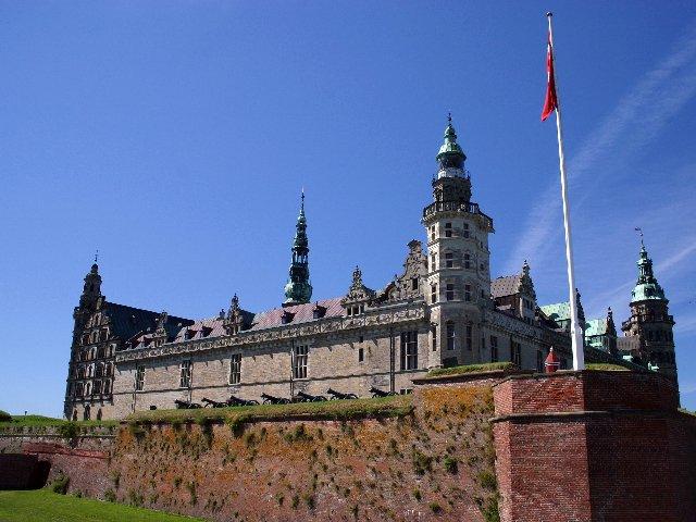 Denemarken - Helsingor - Kasteel Kronborg