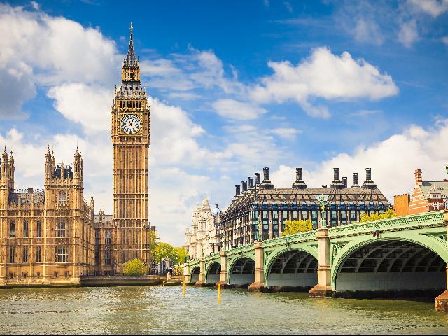 Engeland - Londen - Big Ben