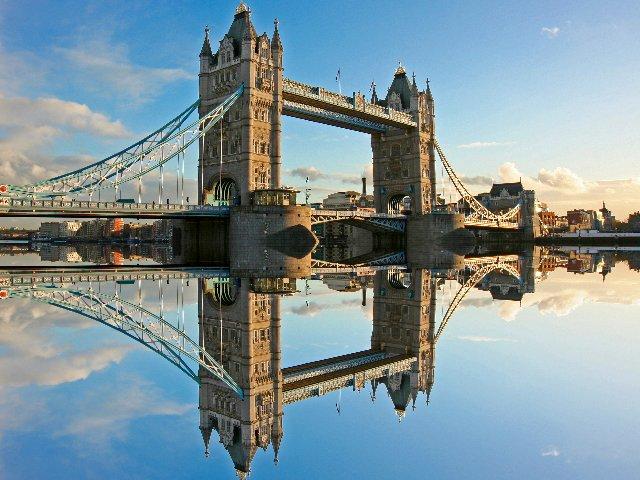 Groot-Brittannië - Londen - Tower Bridge