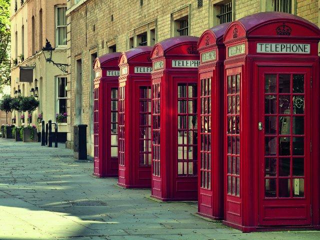 Groot-Brittanië - Londen