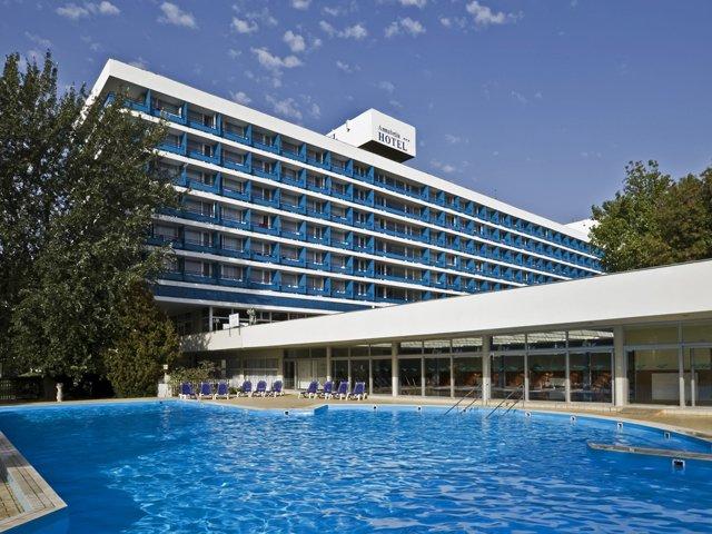 Balatonfüred - Hotel Annabella *** - zwembad