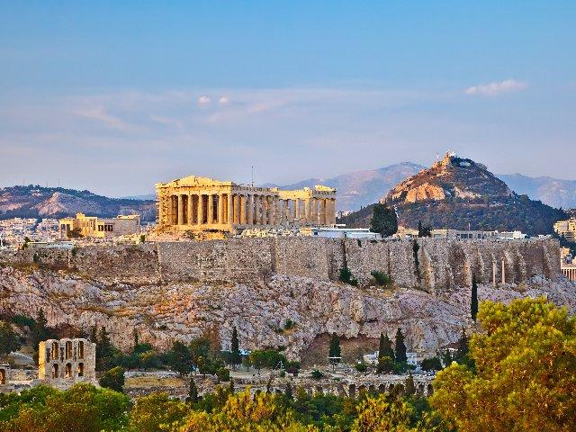 Griekenland - Athene - Akropolis