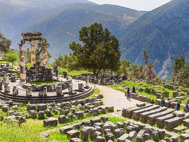 Griekenland - Delphi