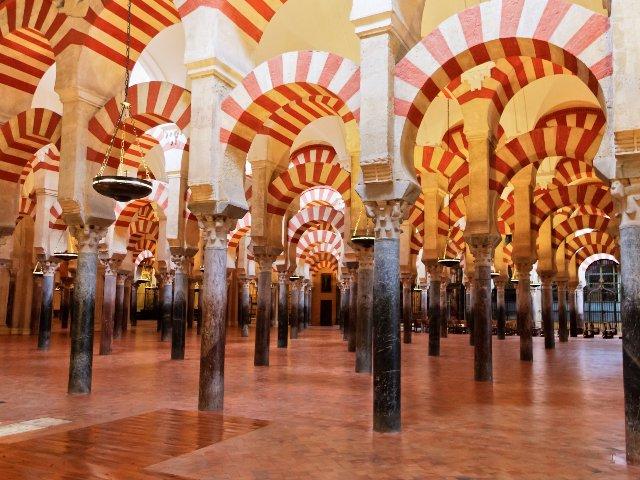 Spanje - Moskee in Córdoba