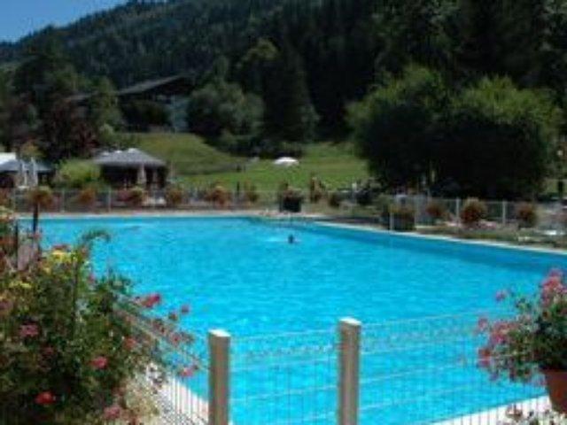 Morzine - Hotel Le Crêt *** - zwembad