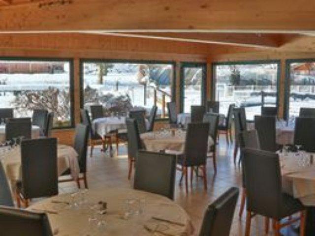 Morzine - Hotel Le Crêt *** - restaurant