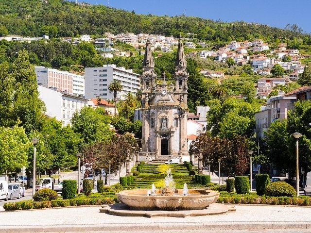 Portugal - Guimaraes - kerk