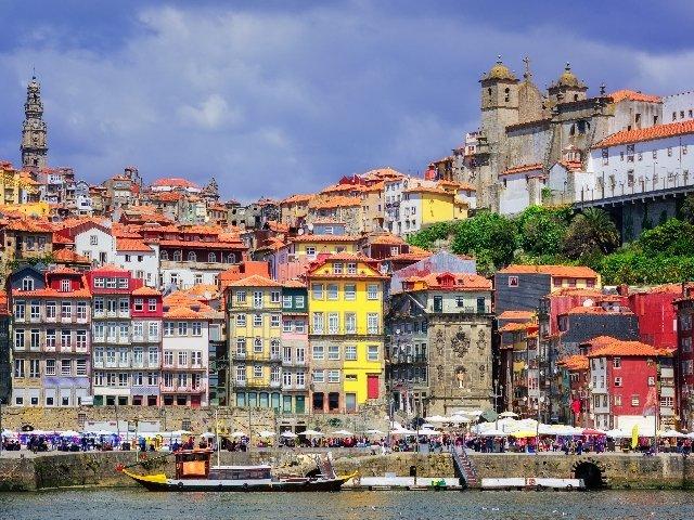 Portugal - Porto - straatbeeld