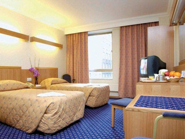 Londen - Hotel Royal National *** - 2-persoonskamer