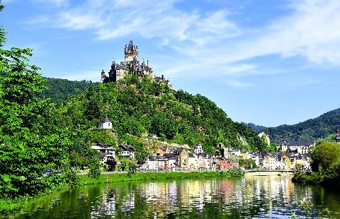 Duitsland, Cruise Hoogtepunten van de Rijn en Moezel - Oad busreizen