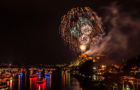 Duitsland, Cruise Rhein in Flammen - Oad busreizen