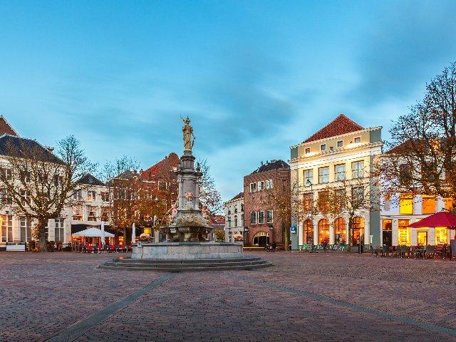 Nederland_Deventer_ Centrum