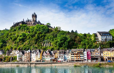 Duitsland, Cruise De parels van Moezel & Rijn